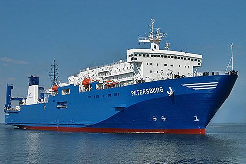 Доставка грузов из Санкт-Петербурга в Калининград паромом